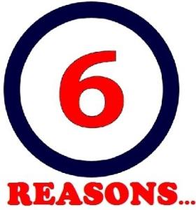 SIX REASONS TEAM