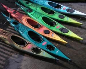 kayaking team currents