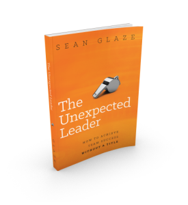Unexpected Leader Book Cover