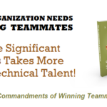 Order The 10 Commandments of Winning Teammates Book!