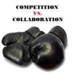Competition vs Collaboration for Better Team Performance