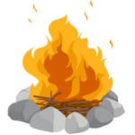 Has Your Team Size Become Too Big for the Campfire?
