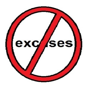 teammates accept no excuses