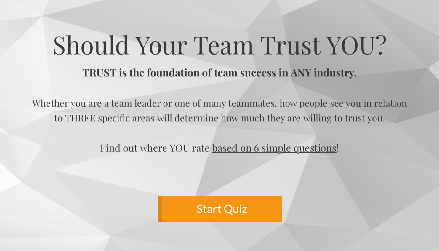 25 Funny Questions to Get to Know Your Team - Great Results