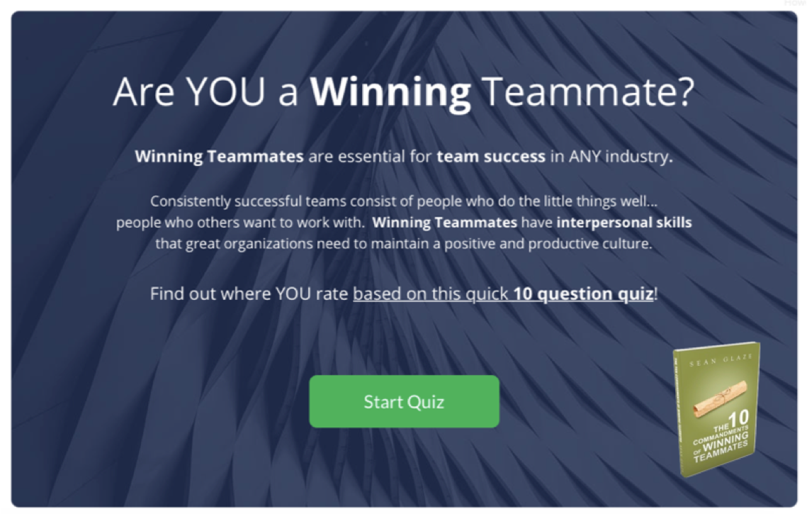 Great Results Teambuilding Blog - Articles to Develop Team